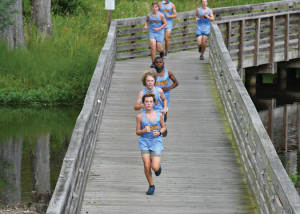 CROSS-COUNTRY SEASON OPENS
