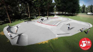 Contract awarded for construction  of new skate park
