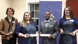 FMU School of Education presents alumni awards