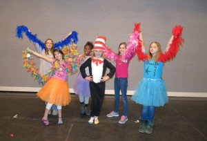 Seussical Jr. to be presented at Center Theater