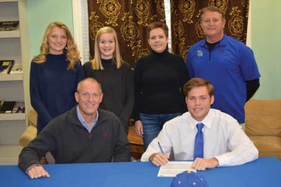 Skeen signs with Lancers
