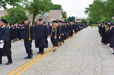 Southern Wesleyan University graduates Class of 2019 in two ceremonies
