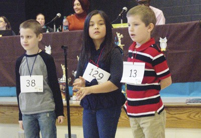 FSD1 Spelling Bee winners