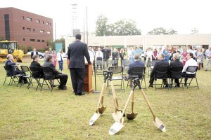 Stokes Eye Centers building new  facility in downtown Florence