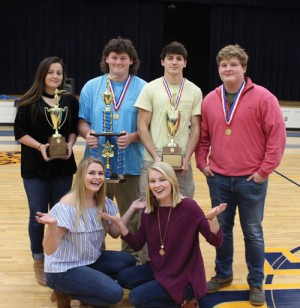 TKA earns multiple SCISA shooting titles
