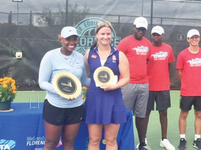 Top Seed Taylor Townsend sweeps Florence Open