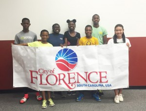 Tennis, track athletes to represent Florence at International Children's Games