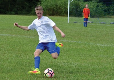 TKA soccer player participates in Olympic Development Program