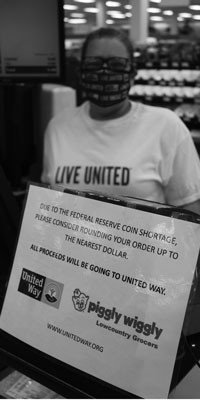 Grocery stores hosting round up campaigns  for United Way of Florence County