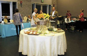 Vino & Vendors offers wine, food and shopping at FLT on Oct. 22