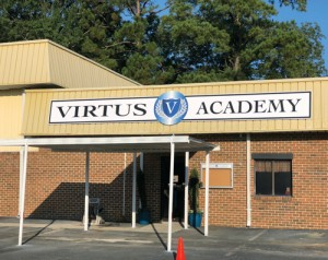 Virtus Academy opens for new school year