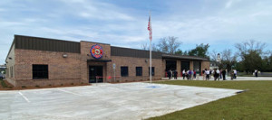 Ribbon cut on new station in West Florence community