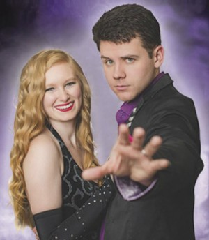 Wagsters to bring magic   and illusion to library