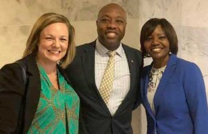 HopeHealth leaders advocate  for community health centers