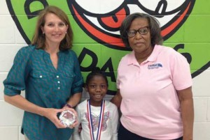 Local elementary student named State Grade-Level winner in national Handwriting Contest