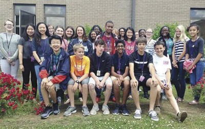 Middle years students excel on Spanish exam