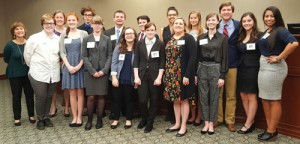 Wilson mock trial team headed to state competition