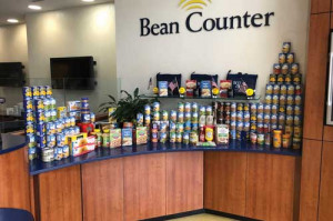 'You Can Make A Difference' drive supports Harvest Hope Food Bank