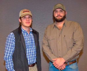 Local farmers attend state Farm Bureau Young Farmer, Rancher Conference