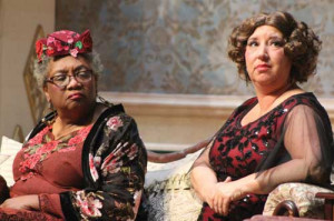 Blithe Spirit at Florence Little Theatre