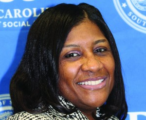 Florence woman named employee of the month by S.C. Department of Social Services