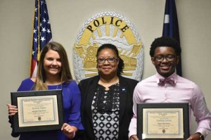 Scholarships awarded in honor of slain officer